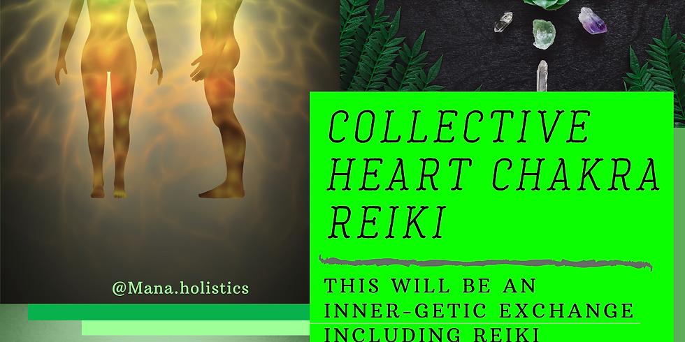 Collective Heart Chakra Reiki