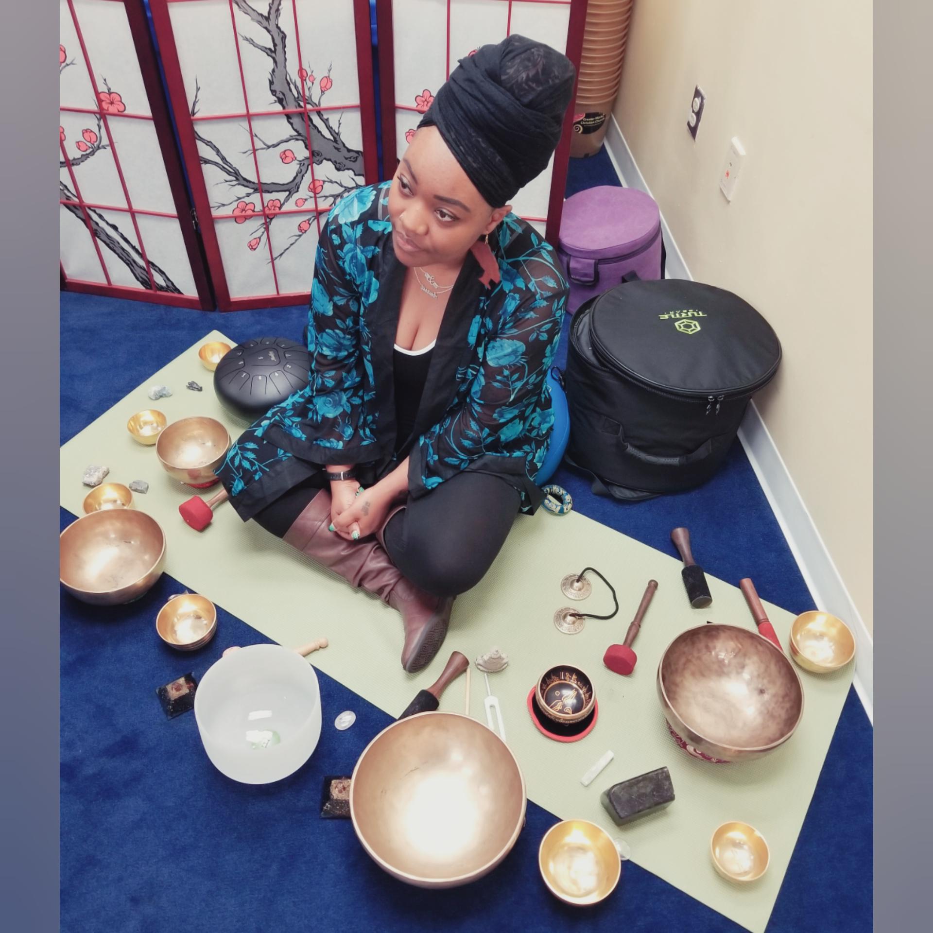 Sound Healing Event, Washington, DC