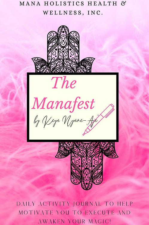 The Mana-fest: Self Love Journal