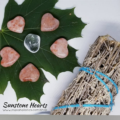 Sunstone Hearts