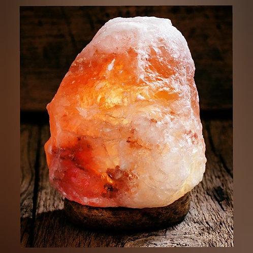 Organic Himalayan Salt Lamp