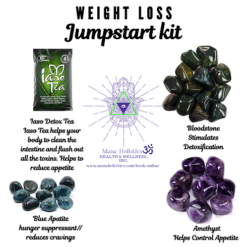 Weight Loss Jumpstart Kit