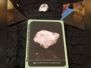 Today's Crystal Healing Message
