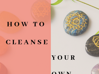 How To Cleanse Your Own Chakras