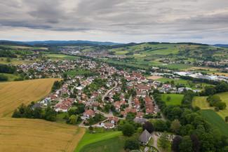 Dorfübersicht Horheim