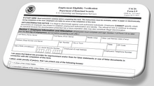 Rehiring Employees and the Form I-9