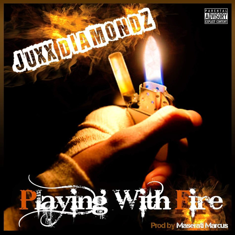 Juxx Diamondz - Playing with Fire (Cover)