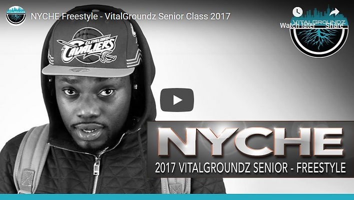 NYCHE Freestyle - Senior Class 2017