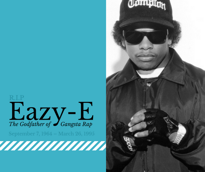 22 Years Since Eazy-E Died