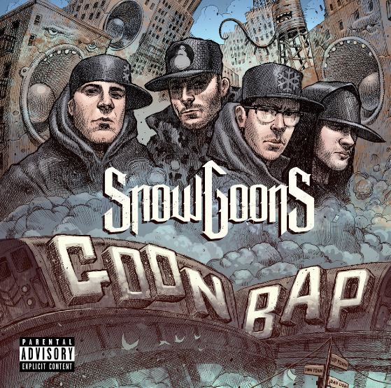 Snowgoons - The 90s Are Back ft OC, DoItAll, UG, Onyx, Dres, Nine, Ras Kass & Psycho Les