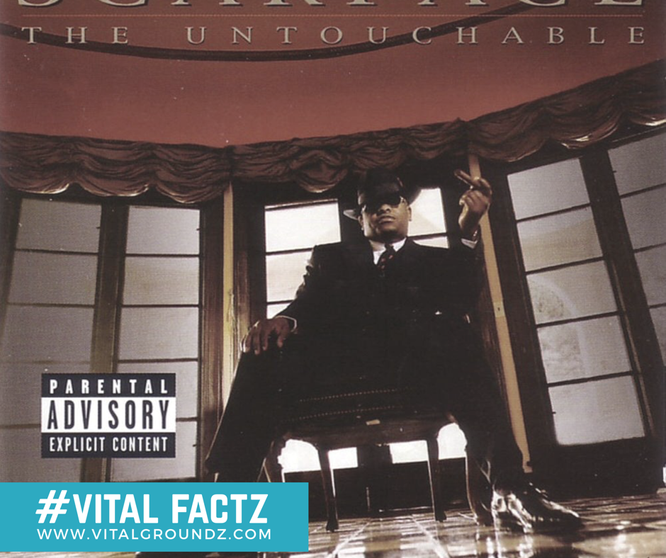 #VitalFactz:20th Anniversary -SCARFACE