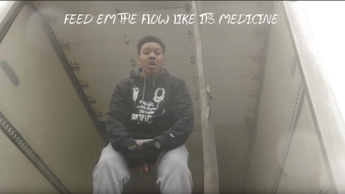 2Centz: Mad Squablz - Humble Remix (Video)