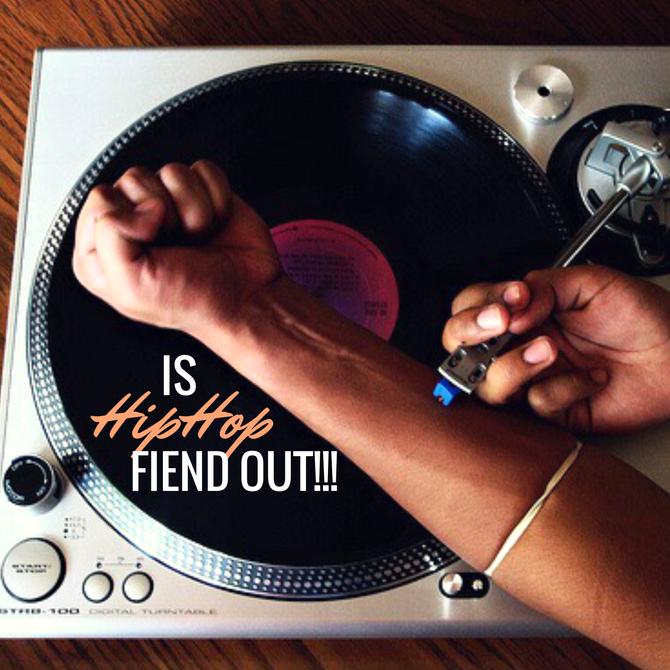 2Centz: IsHip Hop Fiend Out