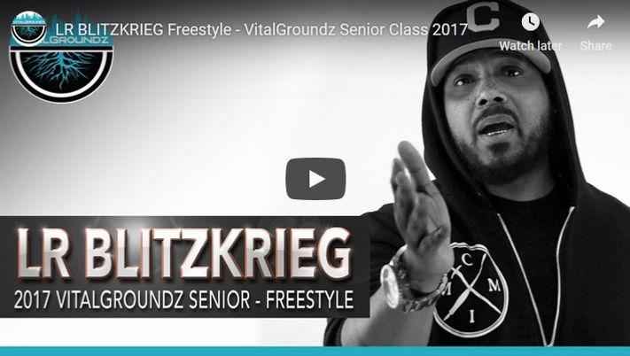 LR Blitzkrieg Freestyle - Senior Class 2017