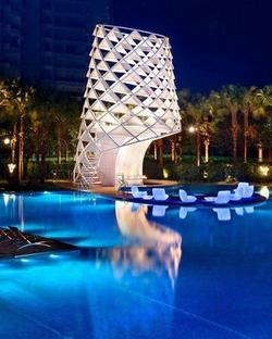 SENTOSA W Hotel pool