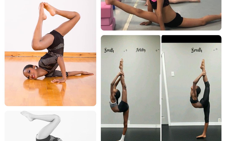 Athletes from around the world who train with Alixa Flexibility