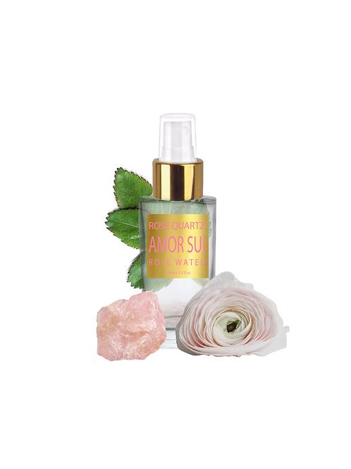 Rose Quartz - Rose Water
