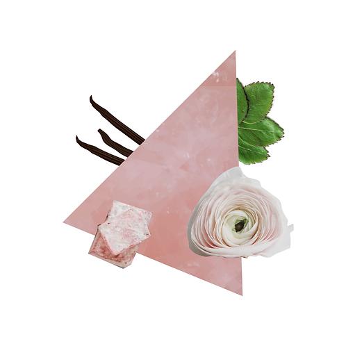Rose Quartz - Sweet Rose and Musk