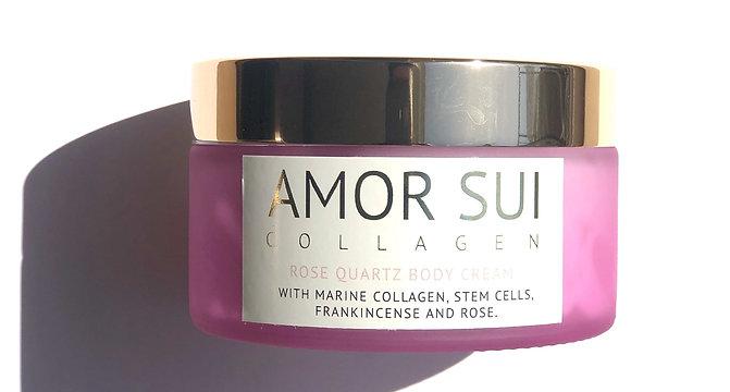 COLLAGEN - Rose Quartz Body Cream 180ml