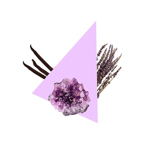 Amethyst - Lavender, Musk and Chamellia Flower