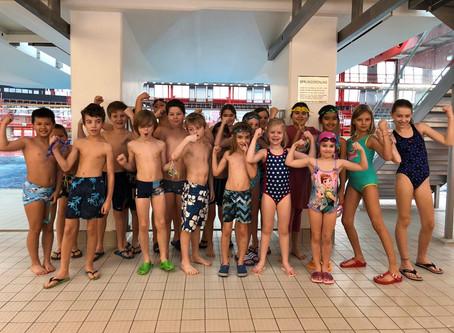 So sehen Schwimmer aus!