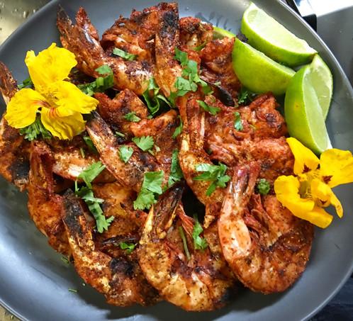 Harrisa Shrimp