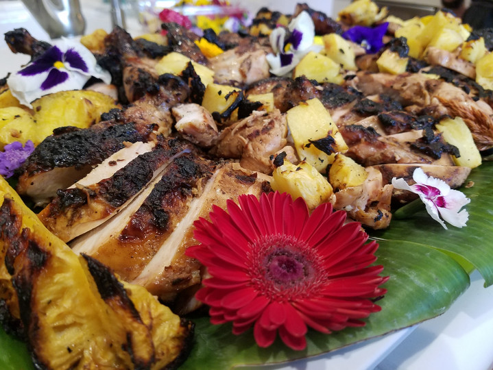 Brazilian Spiced Chicken