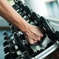 Free weights   Personal Trainer