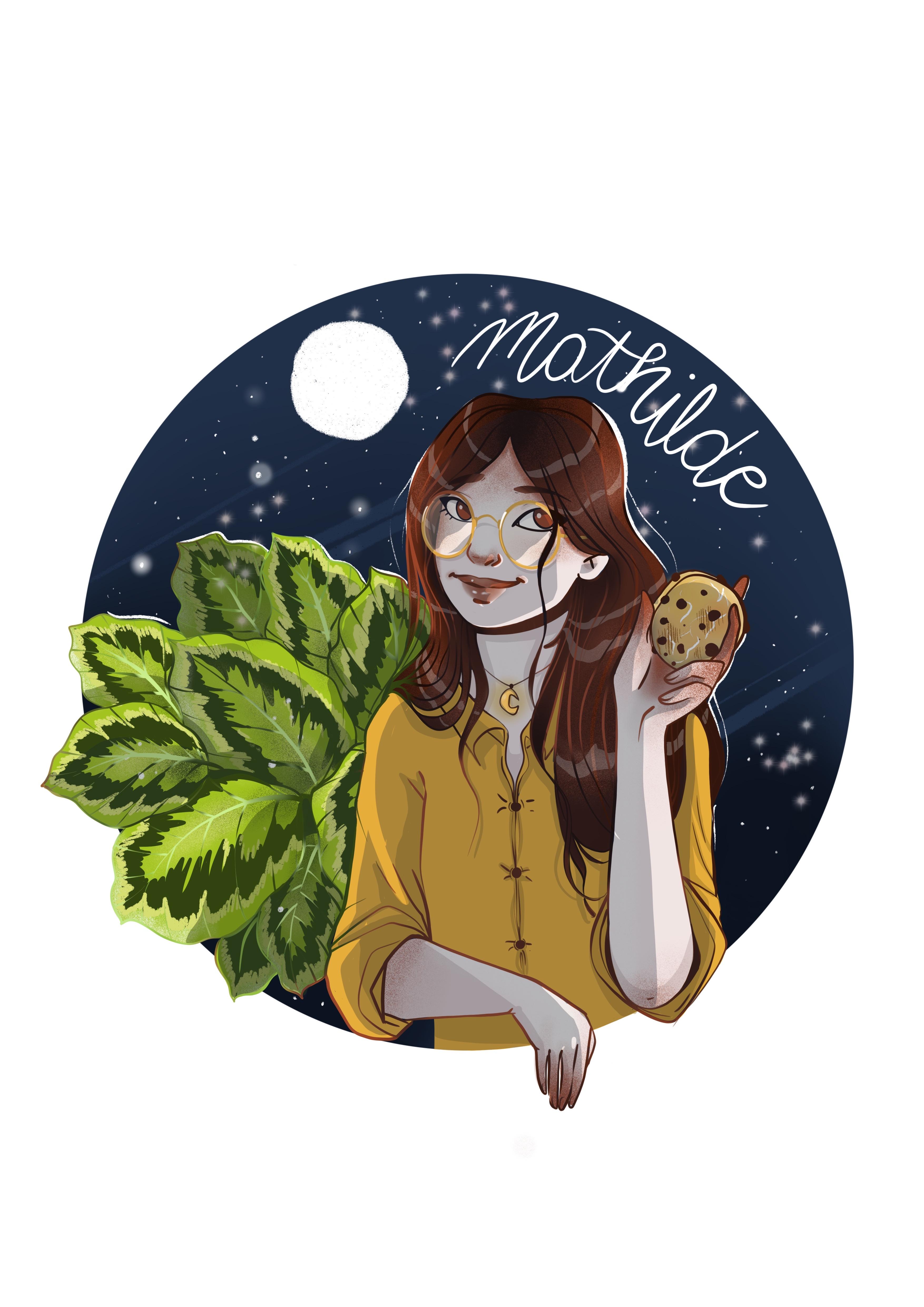 Avatar personnalisé de Mathilde