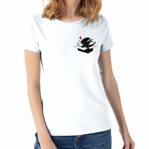 Tee-shirt ALIEN & Bibou
