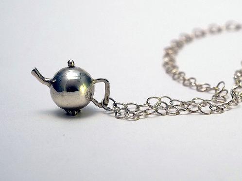 Lil' Teapot Necklace