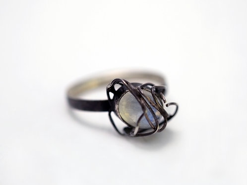Caged Ring