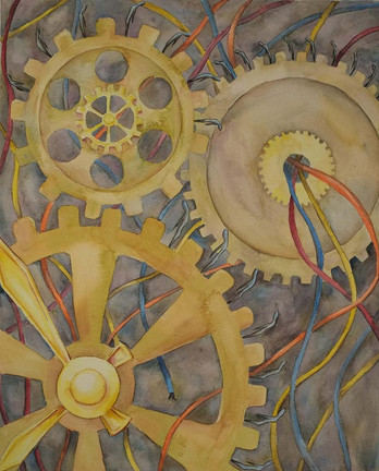 A Cog in the Wheel