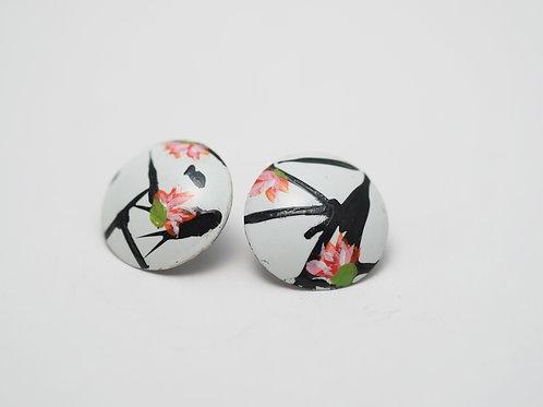 Painted Earrings III