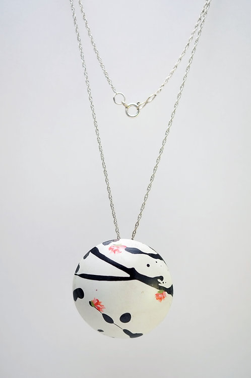 Painted Necklace I