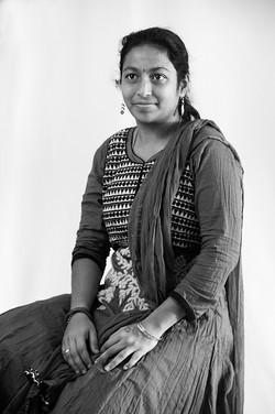 Sharanya, Southern India