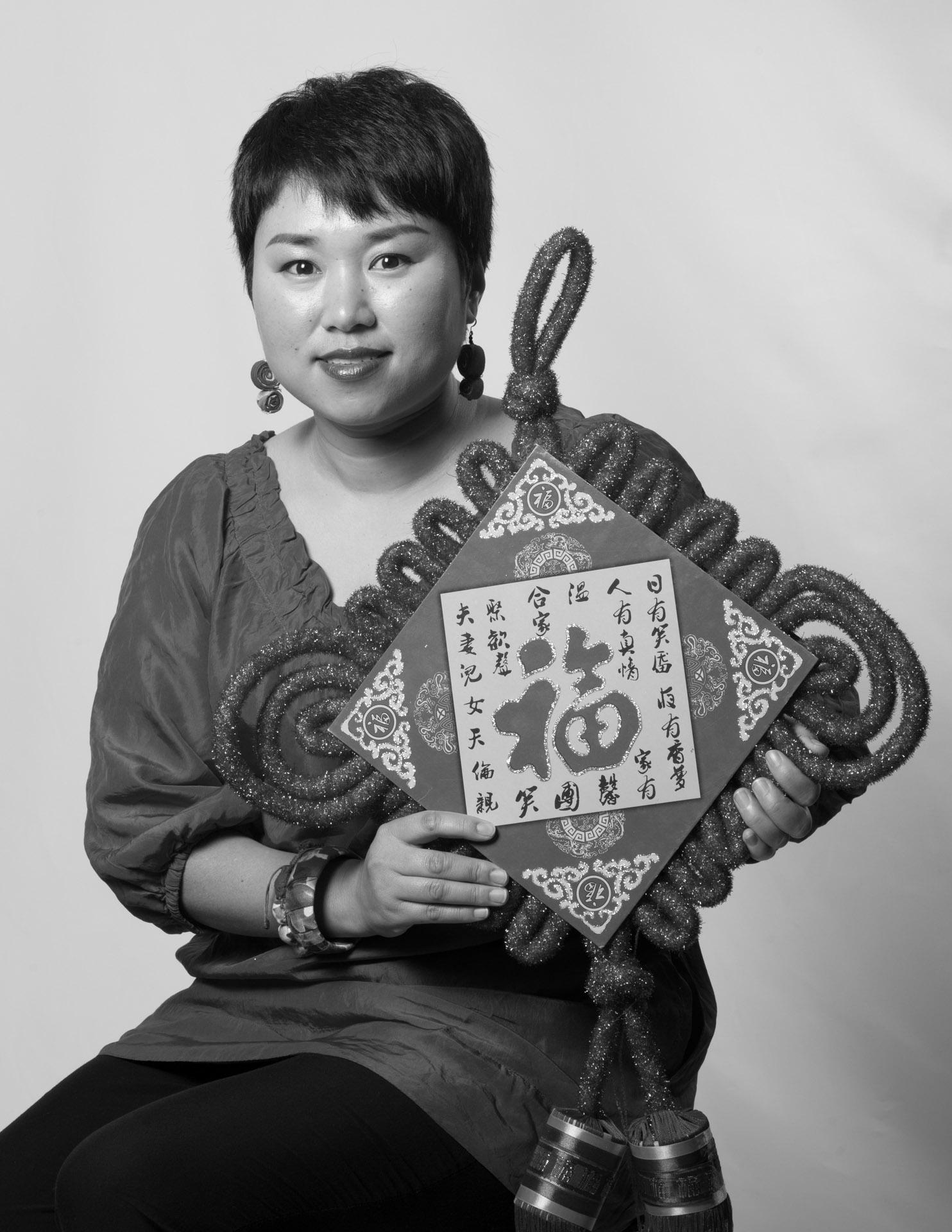 Angela, China
