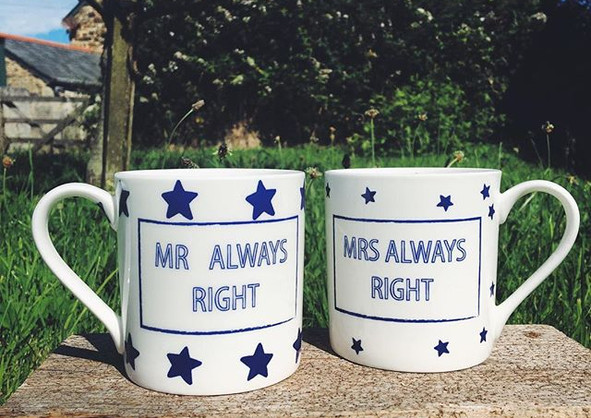 Our own quote mugs
