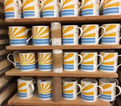 Fifteen Cornwall Sunshine Mugs