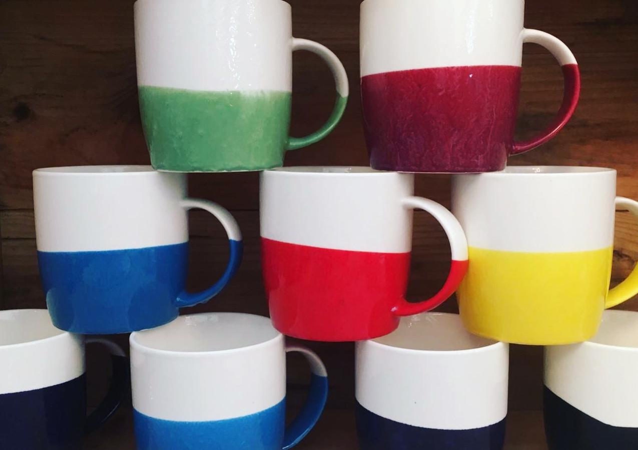 Dipped Mugs