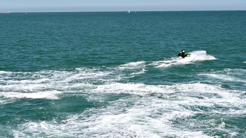 JetSkiers - Brighton Pier