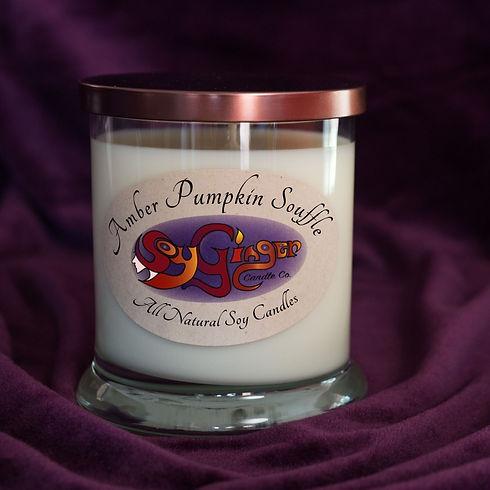 Amber Pumpkin Souffle - Singles purple_e