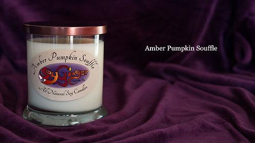 Amber Pumpkin Souffle