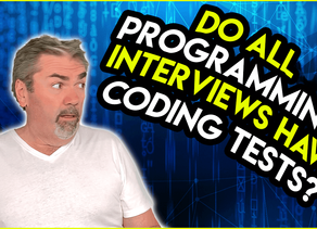 Do All Programming Interviews Have Coding Tests?