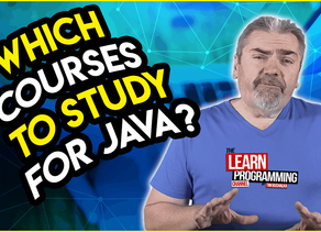 What Courses to Study to Learn Java and Become a Java Developer?