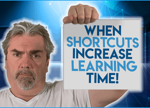 Can Shortcuts Increase Your Learning Time As A Programmer?