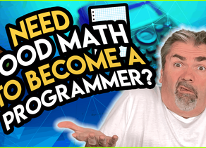 Do I Need To Be Good At Math To Become A Programmer?