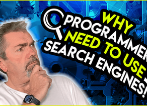How to Get Better at Software Development? Use a Search Engine.
