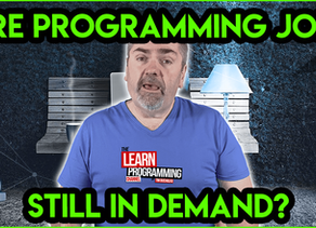 Are Programming Jobs Still in Demand?