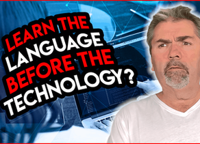 Is It Better To Learn a Programming Language Before a Technology or Framework?